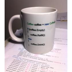 Caneca para programadores