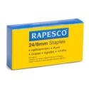 Agrafes RAPESCO N.24/6 (1000)