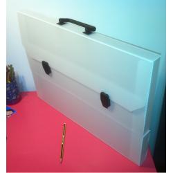 Porta Desenhos Classica ECO4 38x53x3.5 White