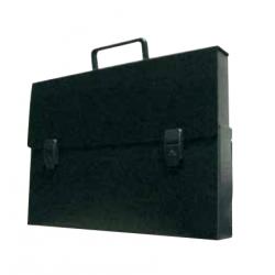 Porta Desenhos Dispaco 38x53x3.5 Black Classica ECO4