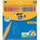 BIC Lápis de Cor BIC Kids Tropicolors2 - Caixa 24 unidades