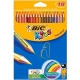 BIC Lápis de Cor BIC Kids Tropicolors2 - Caixa 18 unidades
