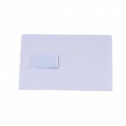 Memoria USB em formato de cartão - 4GB
