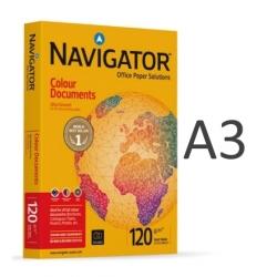 NAVIGATOR - Papel Universal A3 120g/m2