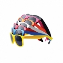 Óculos de Sol com lente preta UV400