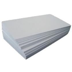 Cartolina Alto Brilho A4, 250g Branco (100 un)