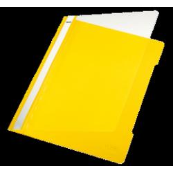 Classificador A4, capa transparente, com ferragem