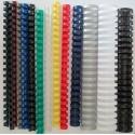 Argola Plástica FELLOWES (6 mm) (100 unid.)