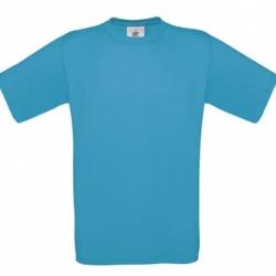 T-shirt B&C Exact 150 de adulto - Cores