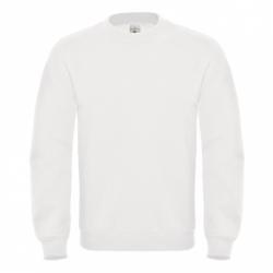 Sweatshirt B&C ID.002 280g - Branca