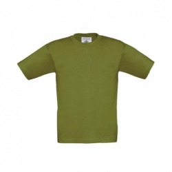 T-shirt B&C Exact 190 de criança - Cores