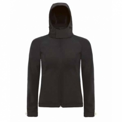 Parka B&C Hooded Softshell Women