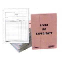 Livro de Expediente - A5 (autocopiativo)