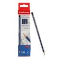 Lápis de grafite gráfica HB 100 (pack 12 unid)