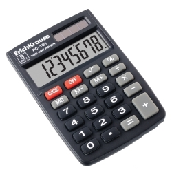 Calculadora electrónica 8 dígitos PC-101