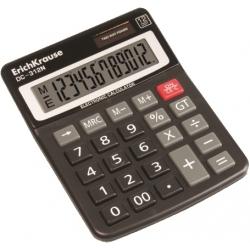 Calculadora electrónica 12 dígitos DC-312 (N)