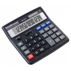 Calculadora electrónica 14 dígitos DC-414