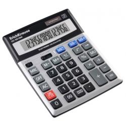 Calculadora electrónica 16 dígitos DC-5516M