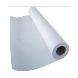 Papel em rolo para plotter (610 x 100 mt x 50) qualidade extra 90g.