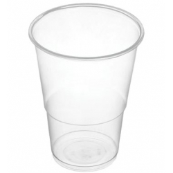 Copos de água transparentes (100un)